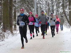 БИМ-марафон: Участники на дистанции